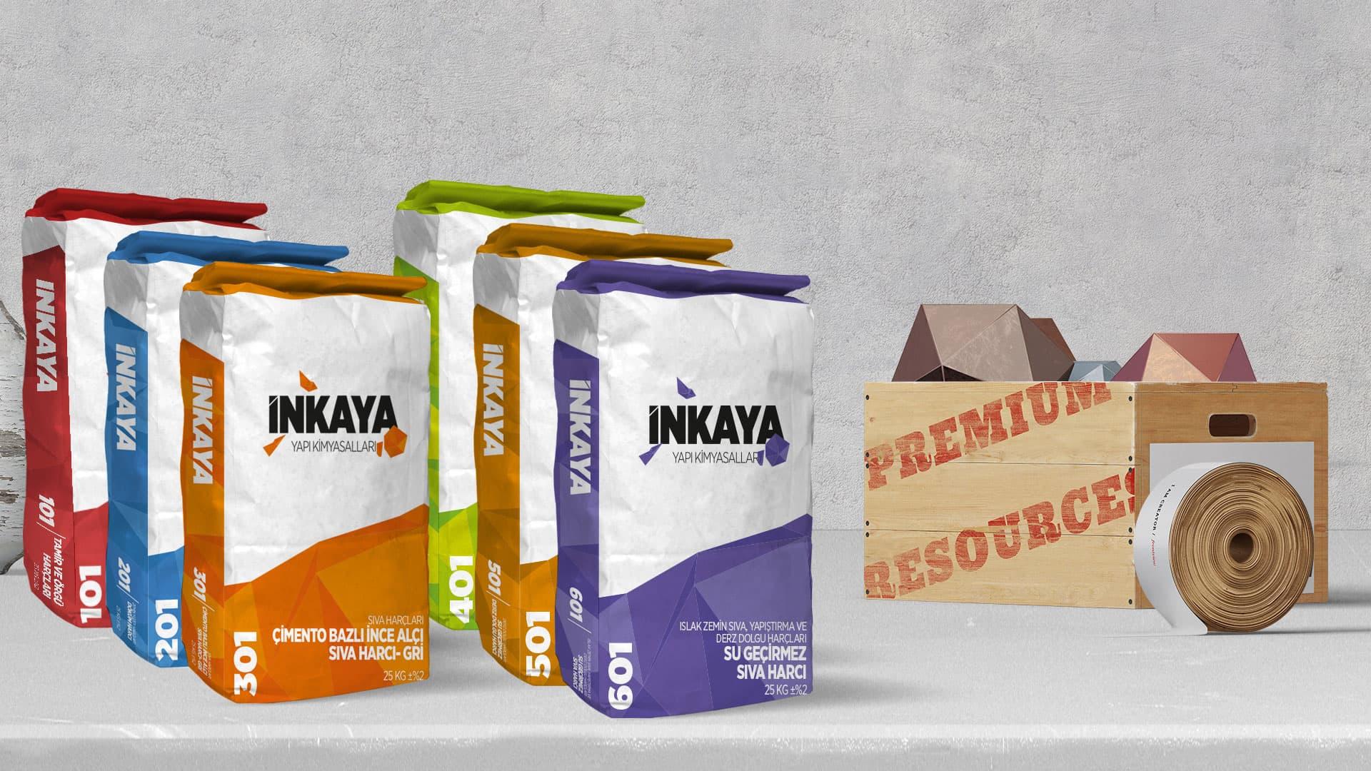 İnkaya - Ambalaj Tasarımı