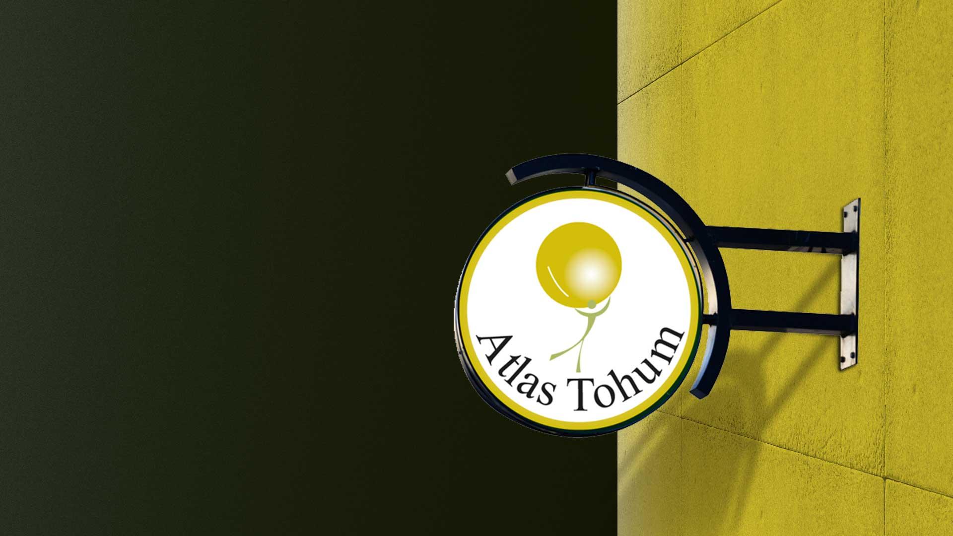Atlas Tohum - Tabela Tasarımı