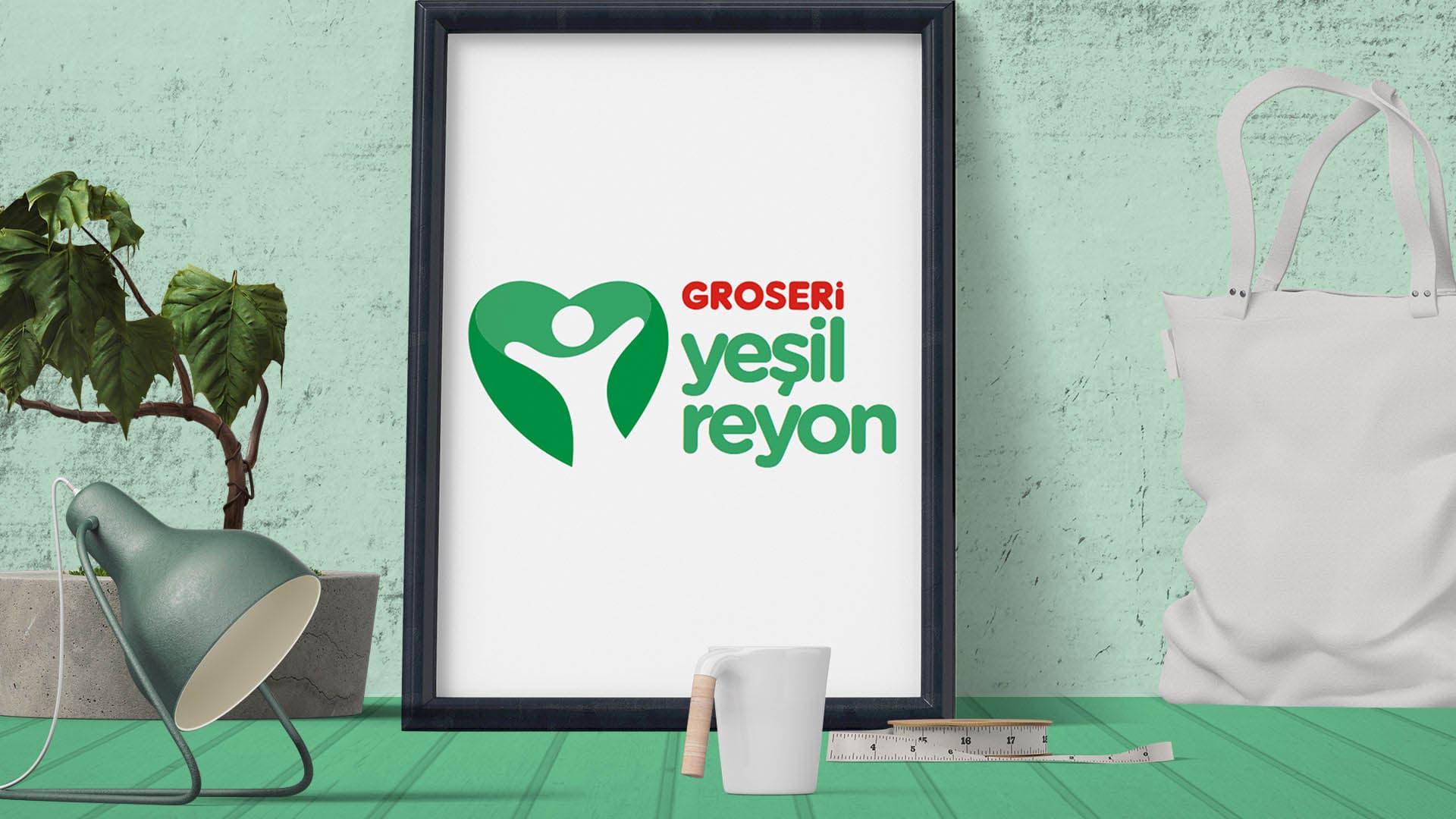 Groseri - Logo Çalışması