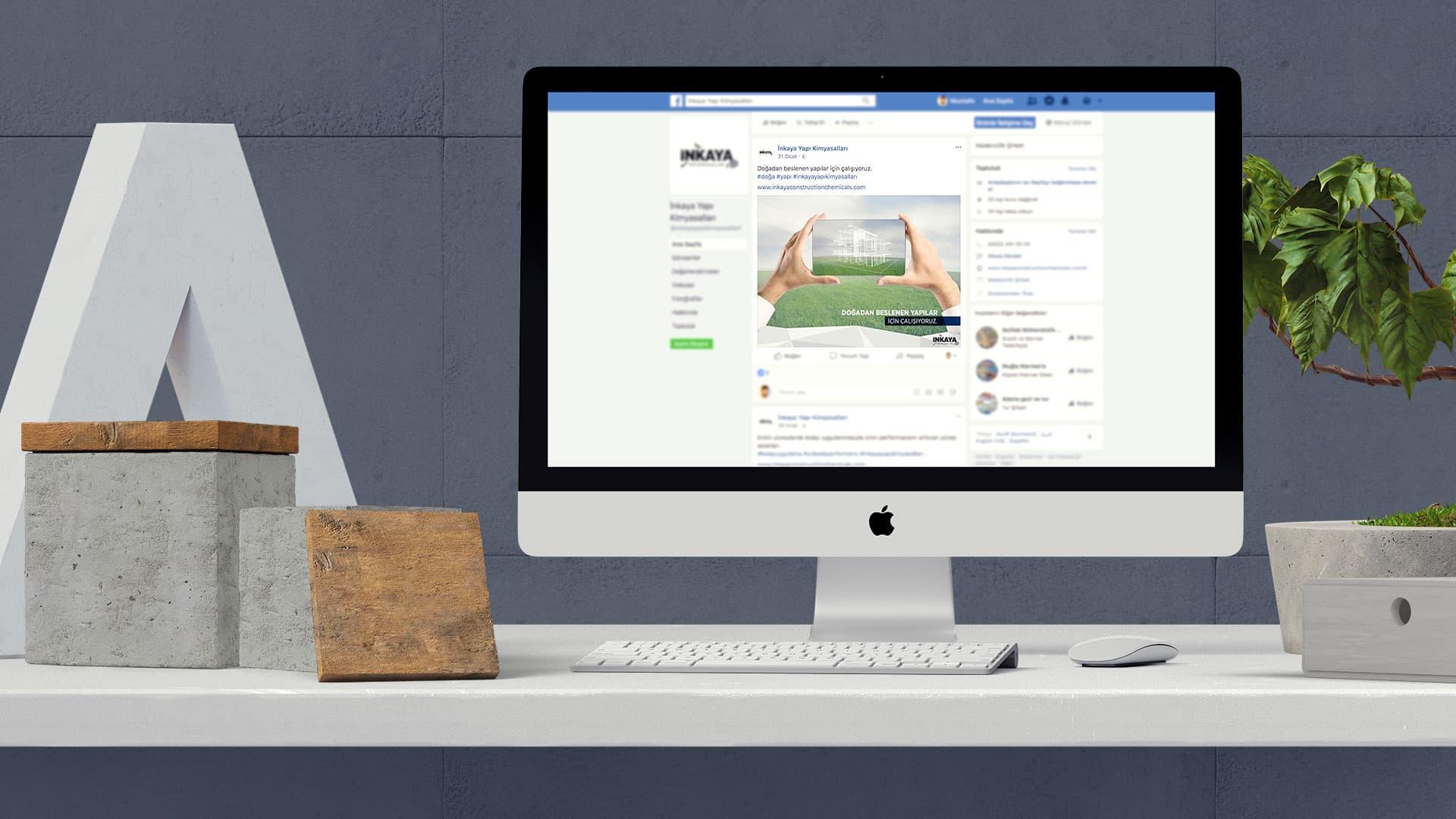 Inkaya Madencilik - Sosyal Medya