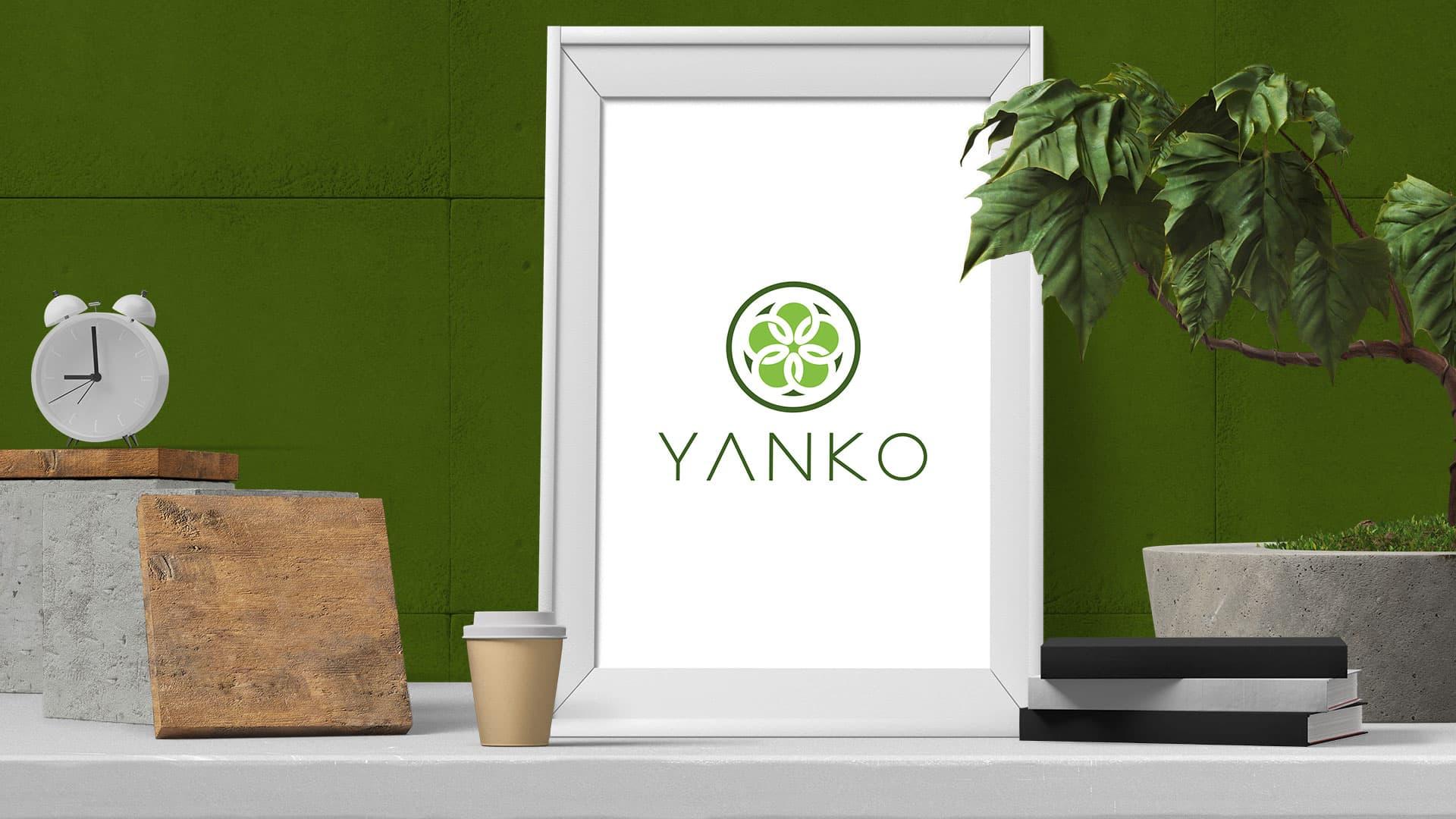 Yanko Tarım - Logo Çalışması
