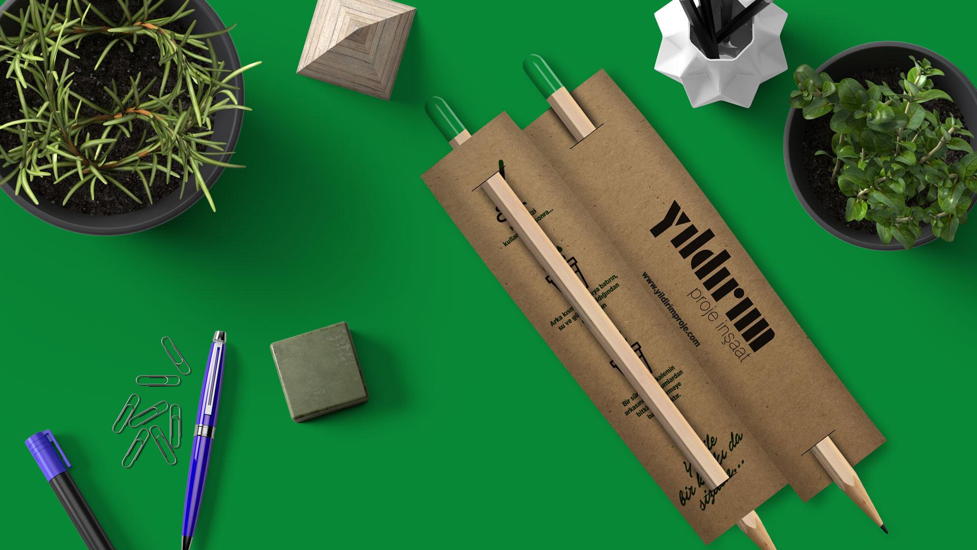 Yıldırım Proje İnşaat - Kalem Tasarımı
