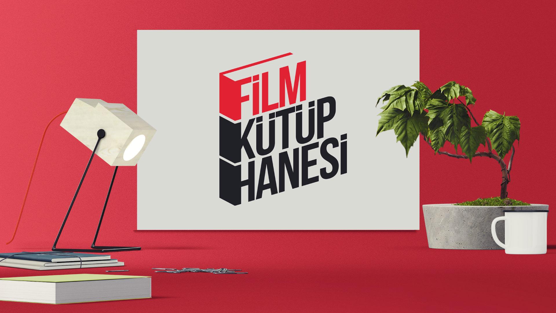 Film Kütüphanesi - Logo Çalışması