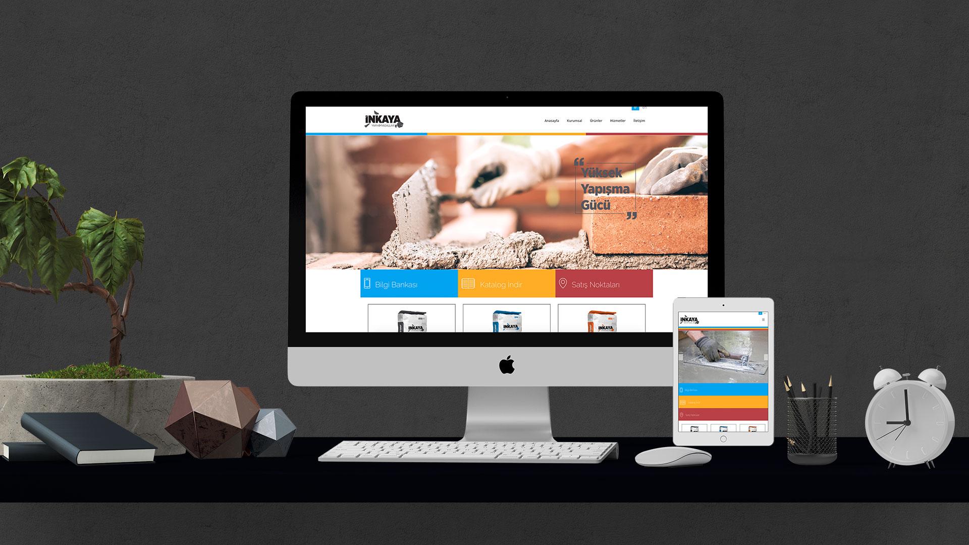 İNKAYA - WEB SAYFASI