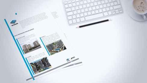 Edak/Nas - Katalog & Broşür