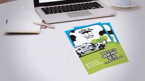 Gökçe Süt - Katalog & Broşür