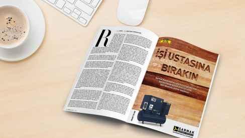 Sarmak - Dergi, Gazete İlanları