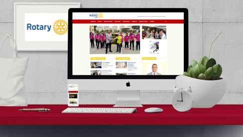 Seyhan Rotary - Web Sitesi