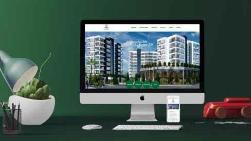 E-İnşaat - Web Sitesi