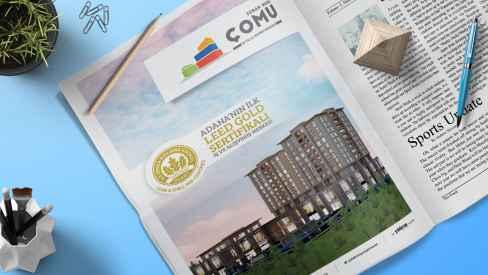 Yıldırım Proje İnşaat - Dergi, Gazete İlanları