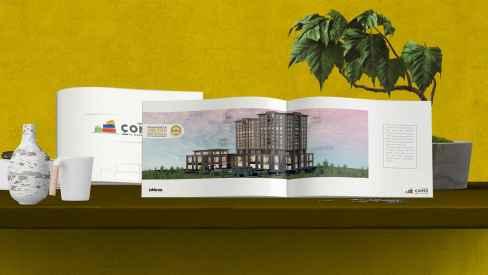 Yıldırım Proje İnşaat - Katalog & Broşür