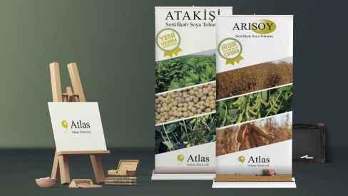 Atlas Tohum - Poster-Afiş