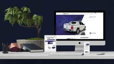 Roxform - Web Sitesi