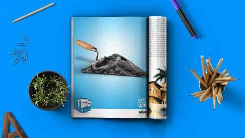 İnkaya Madencilik - Dergi, Gazete İlanları