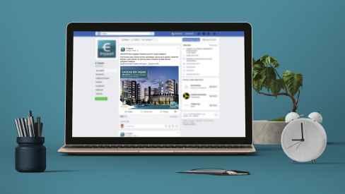 E-İnşaat - Sosyal Medya