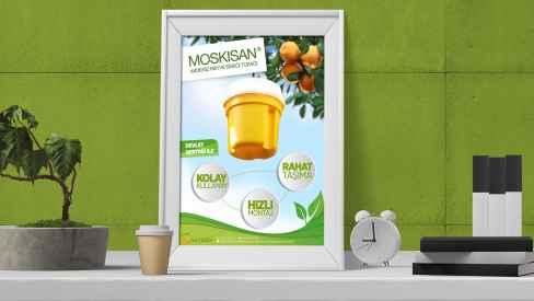 Moskisan - Poster-Afiş