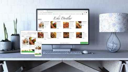 ESKİ DOSTLAR - Web Sitesi