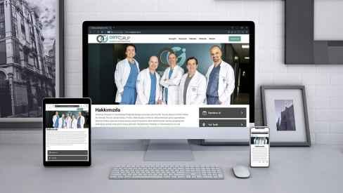 ORTOGRUP Ortopedi ve Travmatoloji Kliniği - Web Sitesi