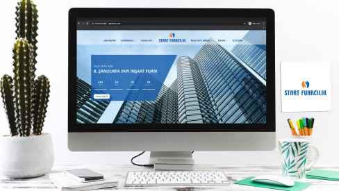 START FUARCILIK - Web Sitesi