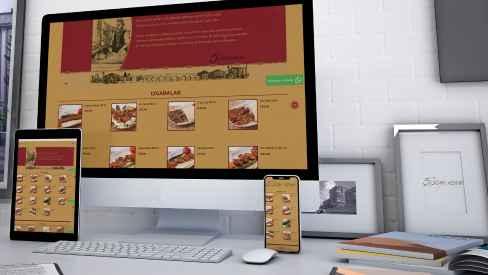 5 OCAK KEBAP - Web Sitesi