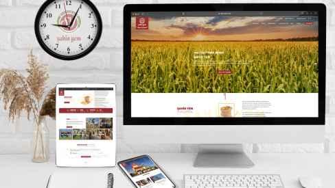 ŞAHİN YEM - Web Sitesi